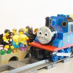 レゴで大井川鉄道トーマス号