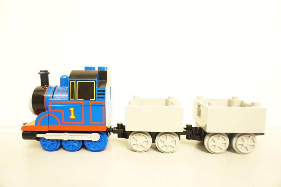 トーマスと貨車
