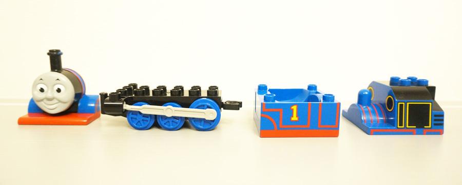 レゴのトーマスのパーツ