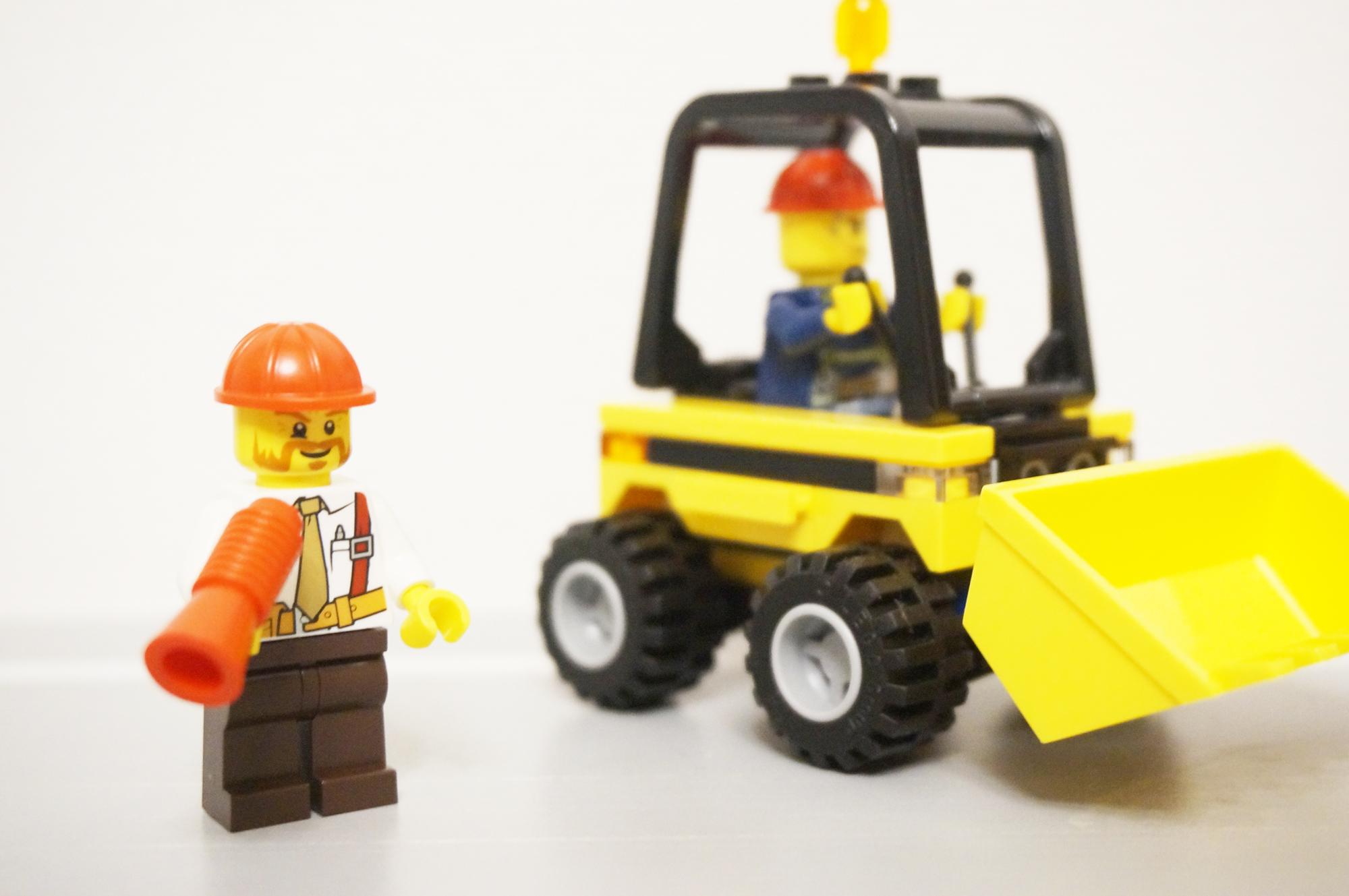 解体工事レゴ