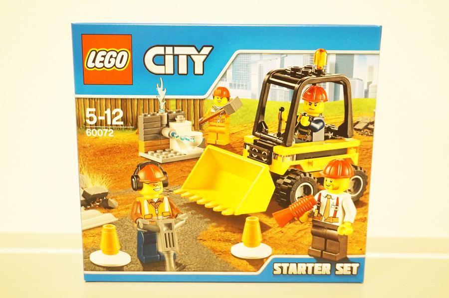 レゴ60072スターターセット外箱