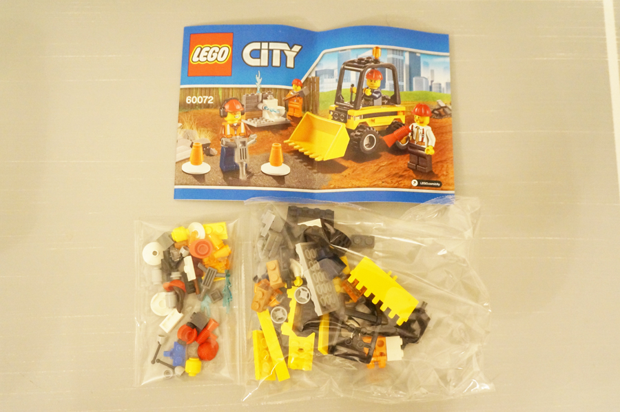レゴ60072中身lego