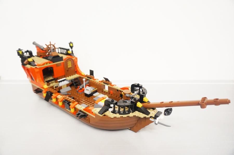 帆をはるまえ完成