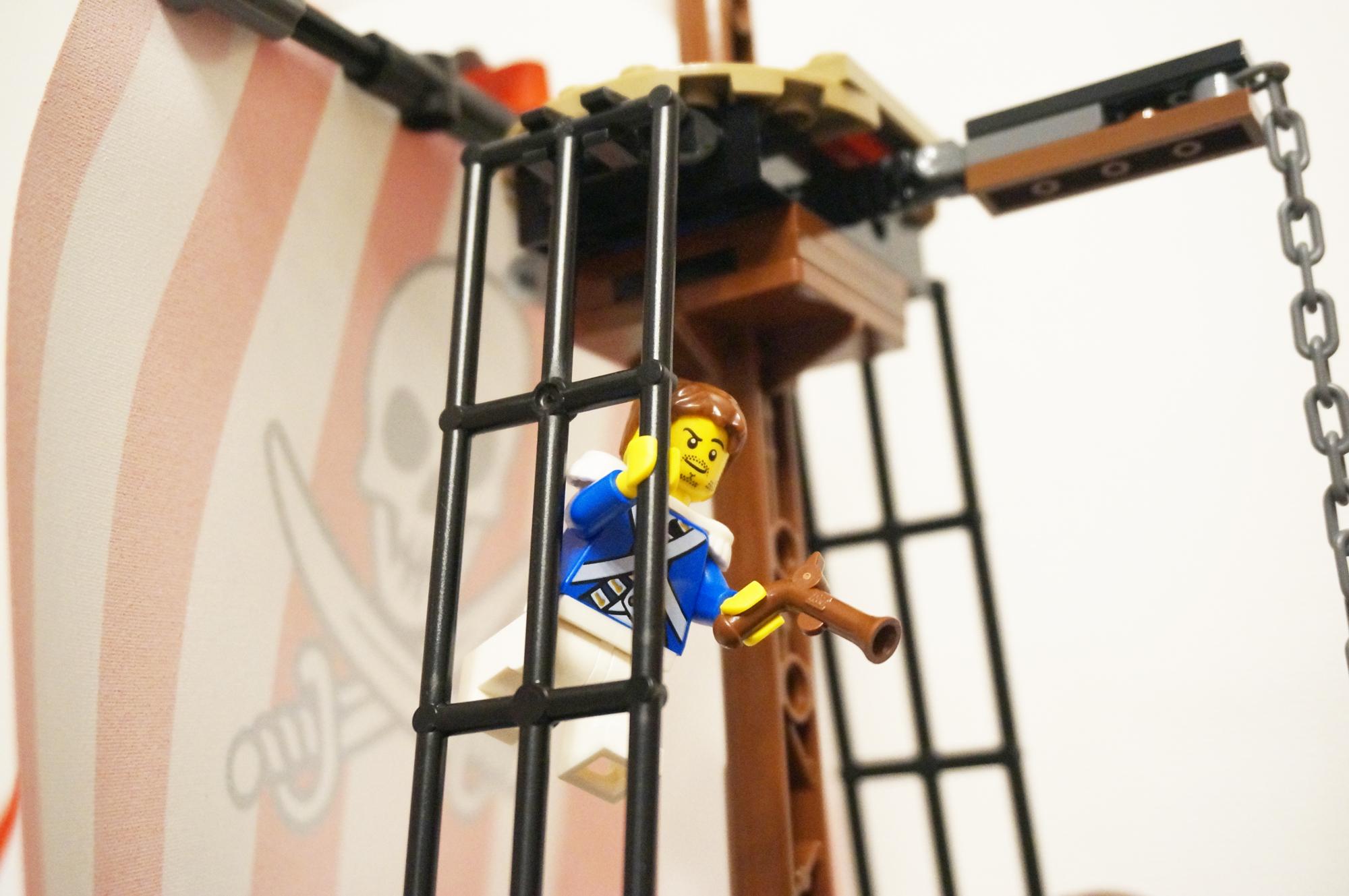 戦うレゴの海兵隊