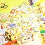 レゴランドジャパンの園内マップ