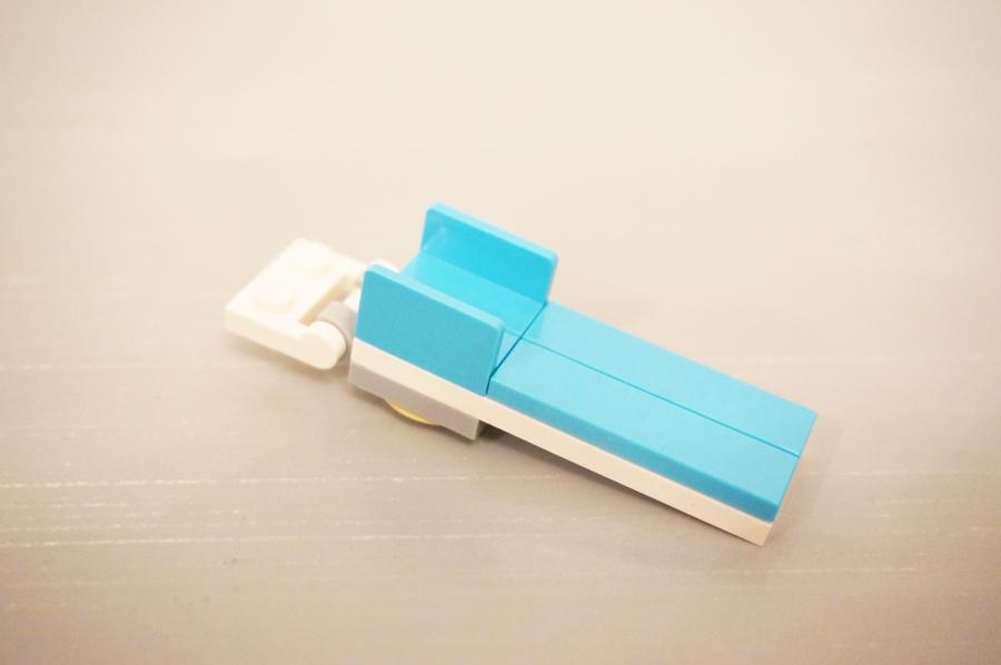 レゴの滑り台