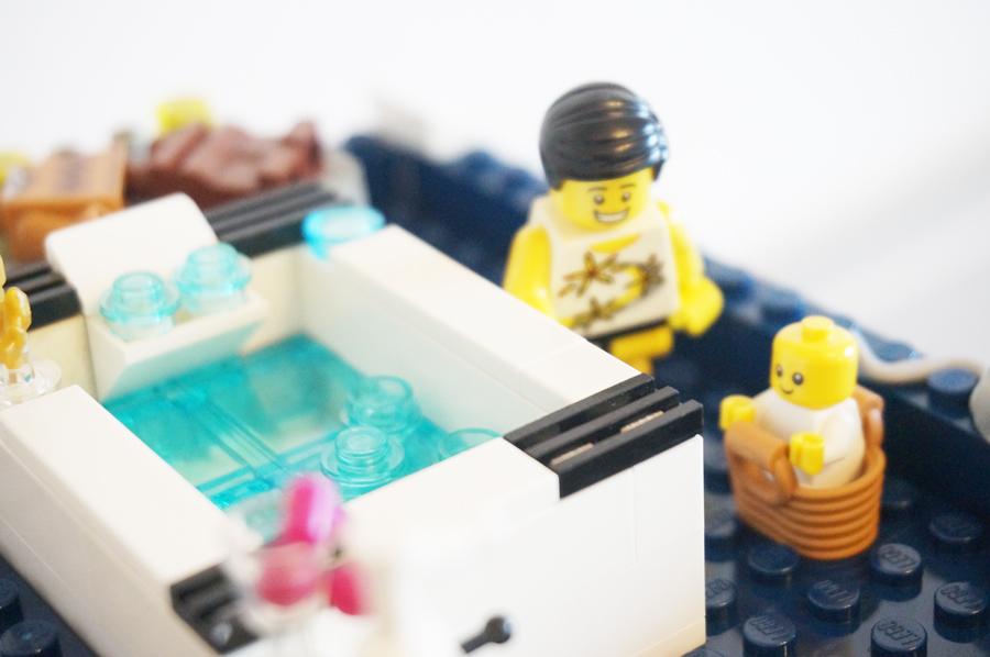 お父さんとお風呂