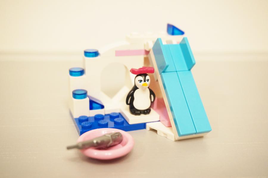 レゴペンギン
