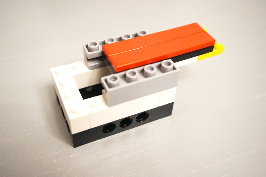 レゴマジックボックスの途中2