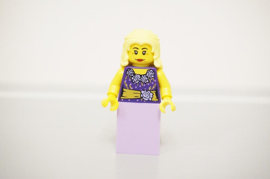ミニフィグオペラ歌手