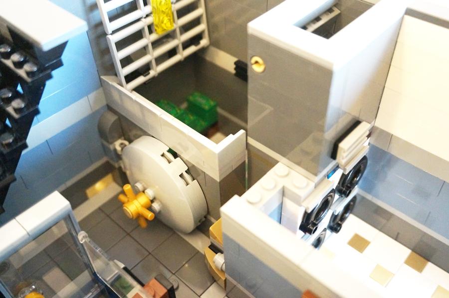 レゴ銀行金庫