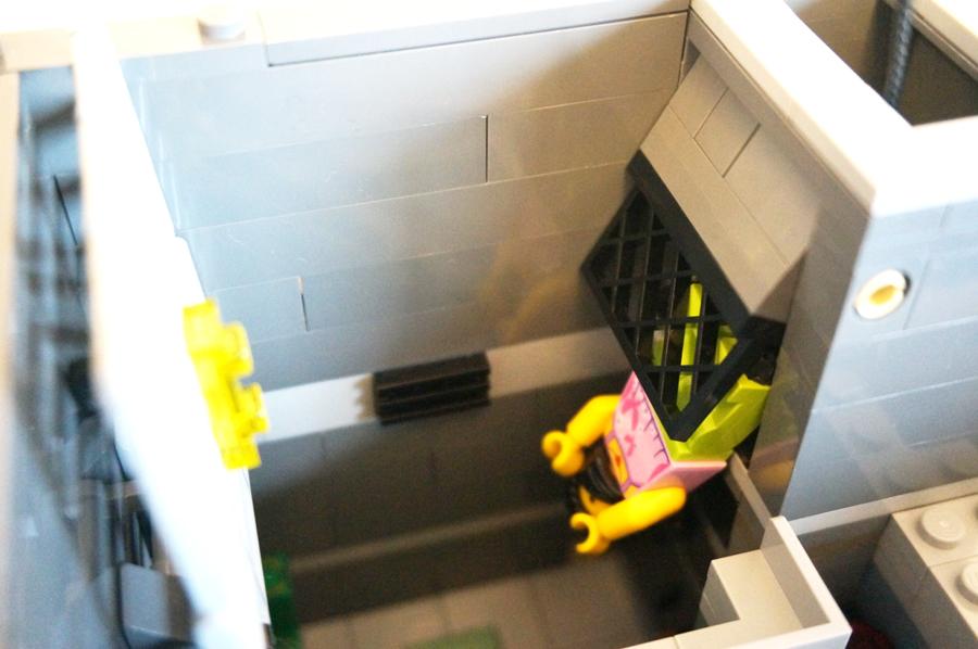 レゴ銀行強盗
