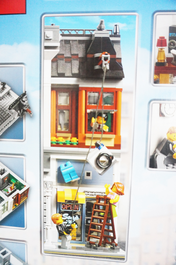 レゴ10251レビュー