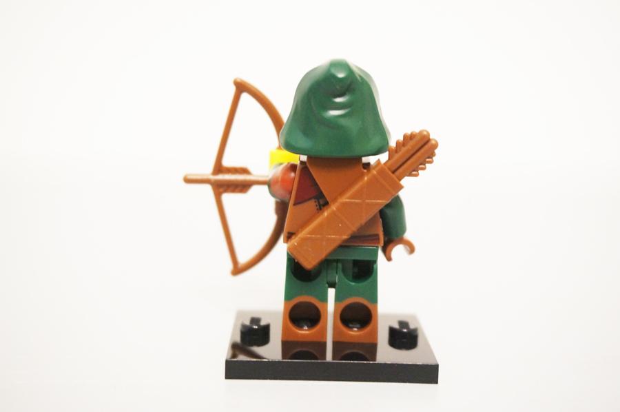 ミニフィグゴロツキ山賊3