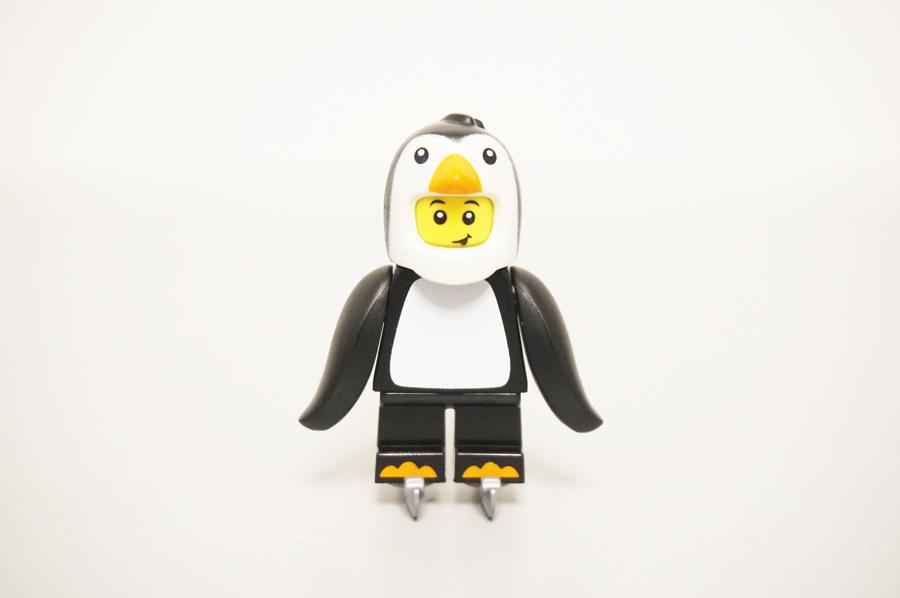レゴミニフィグペンギンボーイ