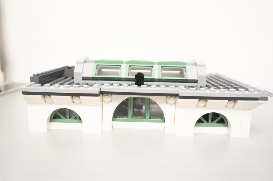 レゴ銀行天窓