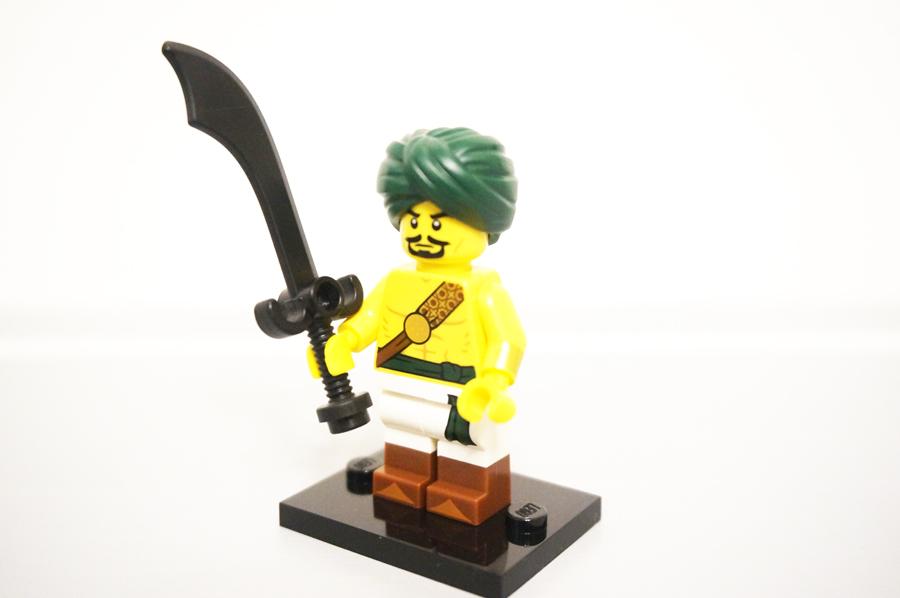 ミニフィグ砂漠の戦士2