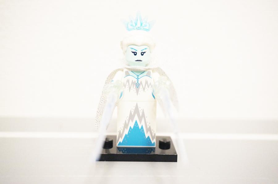 ミニフィグ氷の女王