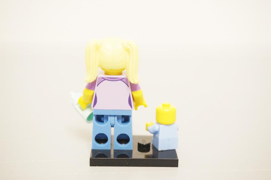 レゴ赤ちゃん