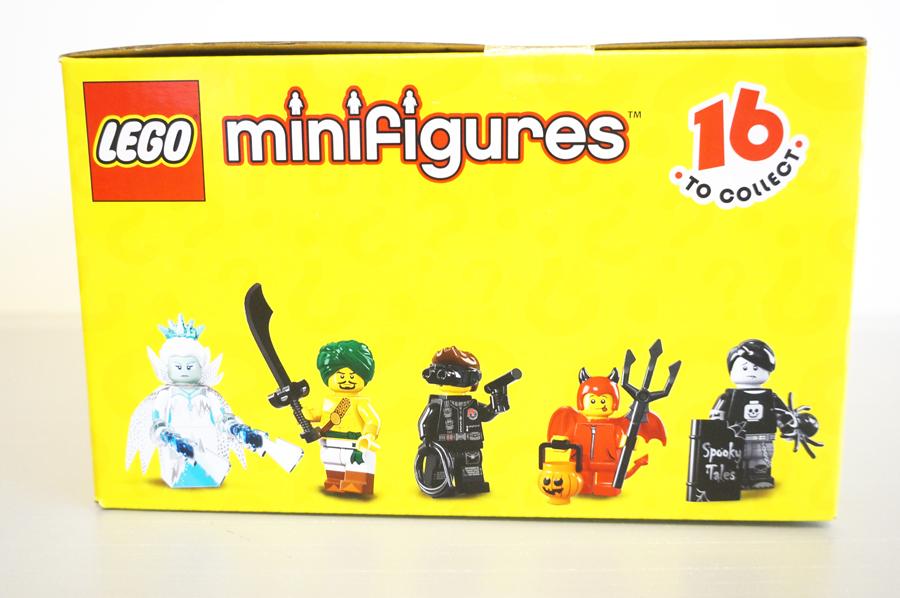 ミニフィグシリーズ16外箱5