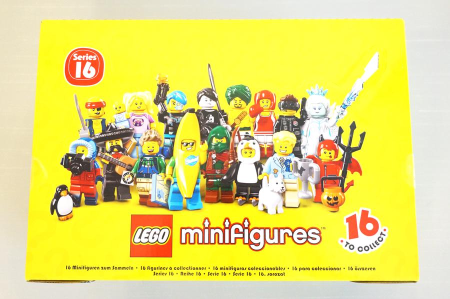 ミニフィグシリーズ16外箱2