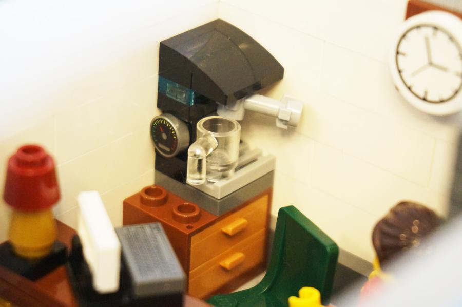 レゴコーヒーメーカー