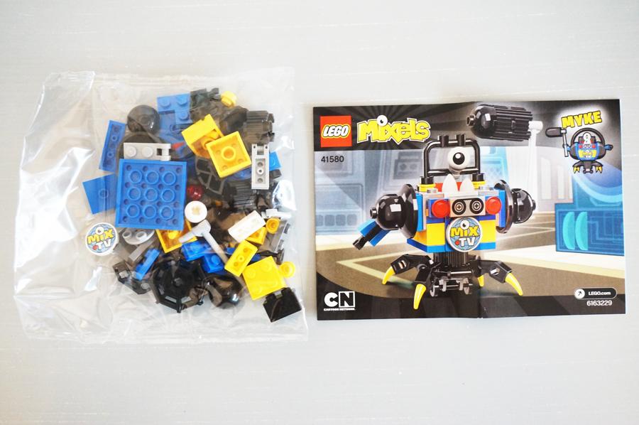 41580レゴミクセル「MYKE」マイク