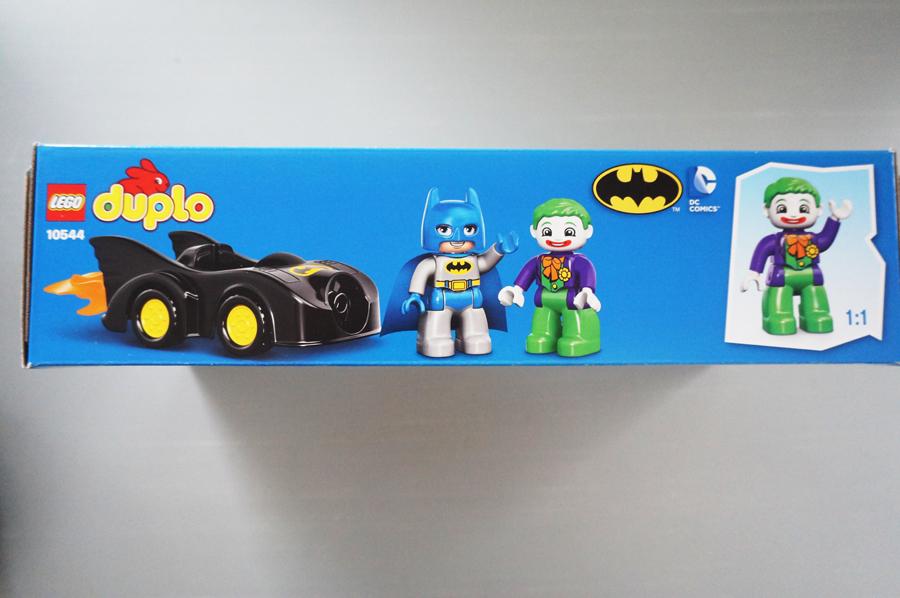 10544レゴデュプロ バットマンとジョーカー