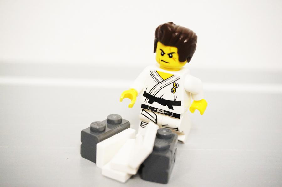 レゴ空手割