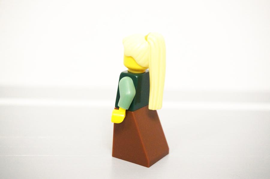 レゴミニフィグ女の子
