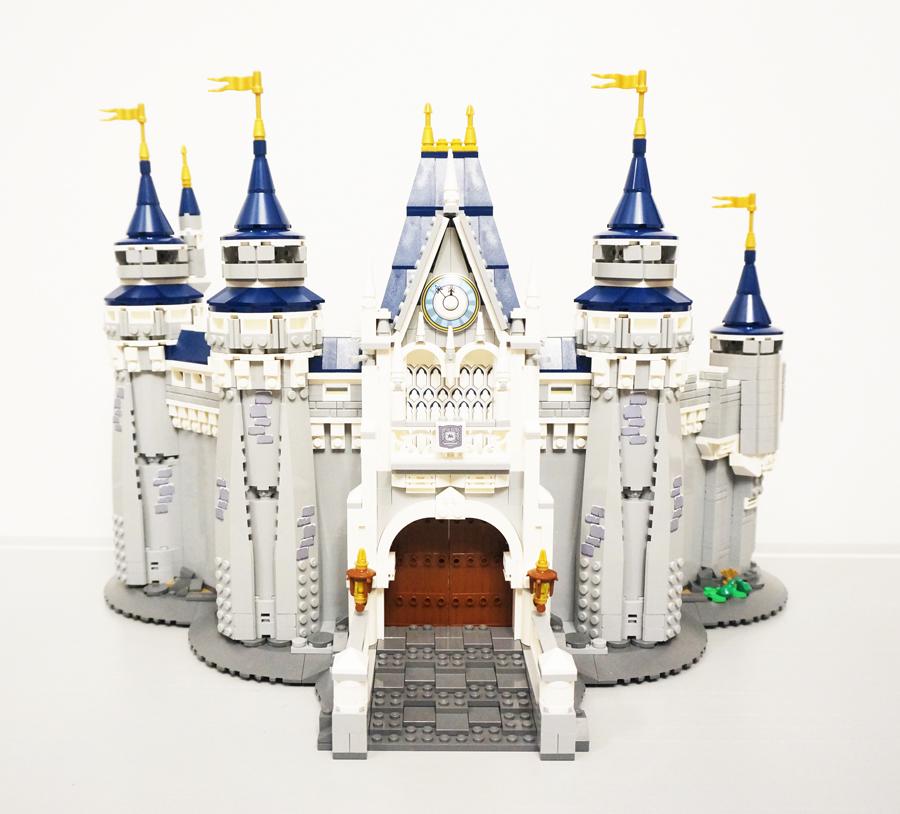 レゴディズニーキャッスルの塔