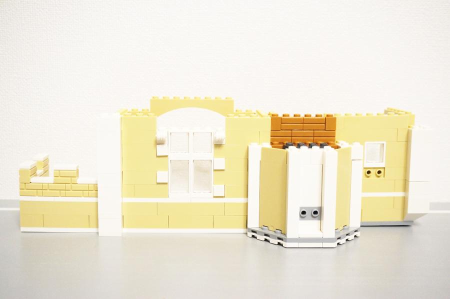 レゴディズニーキャッスル小部屋