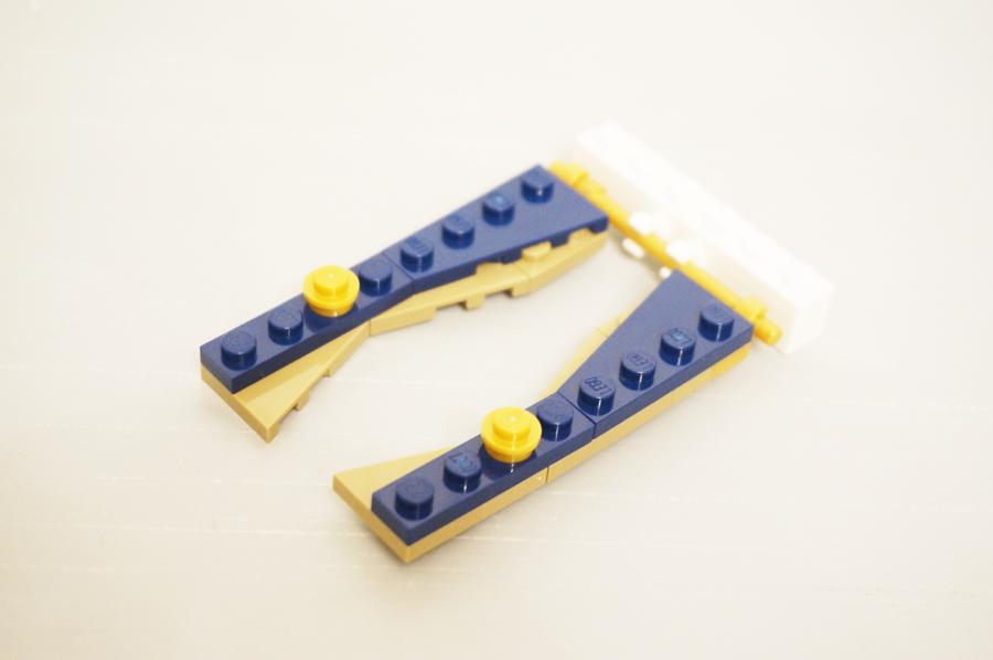 レゴカーテン