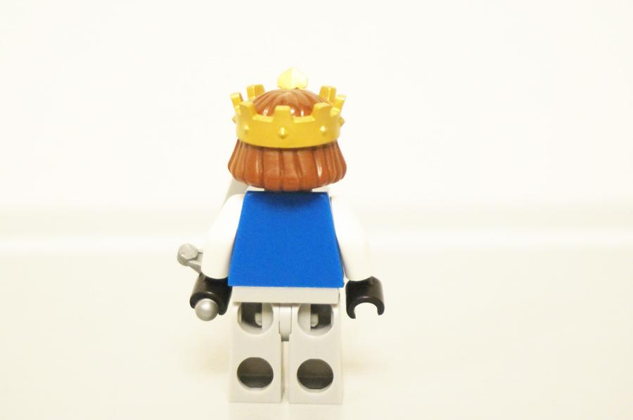 ミニフィグ王様