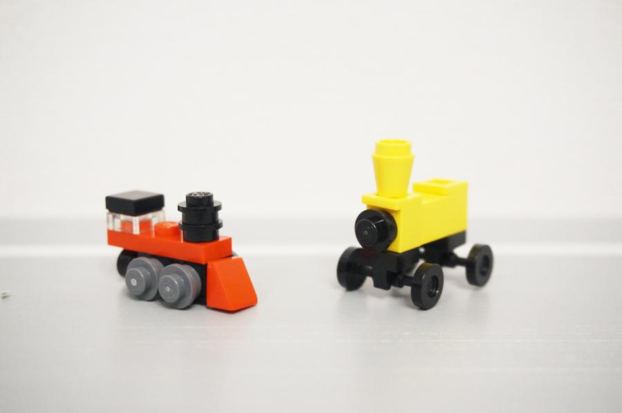 レゴの汽車