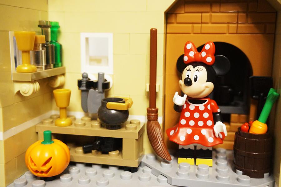 リトルマーメイドのキッチン