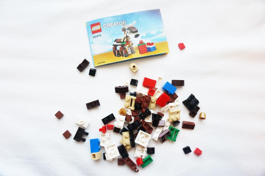 レゴクリスマスキャンペーンのプレゼント品