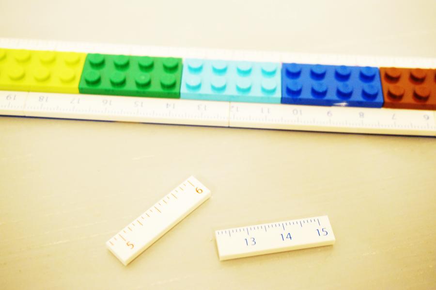 レゴの定規