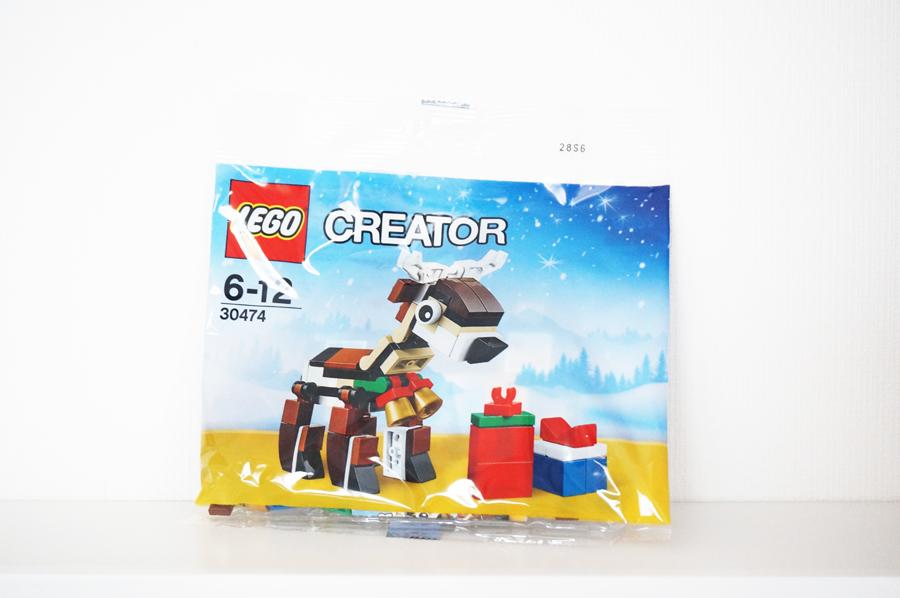 レゴ30474クリスマストナカイセット