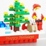 レゴクリスマスマグネットセット
