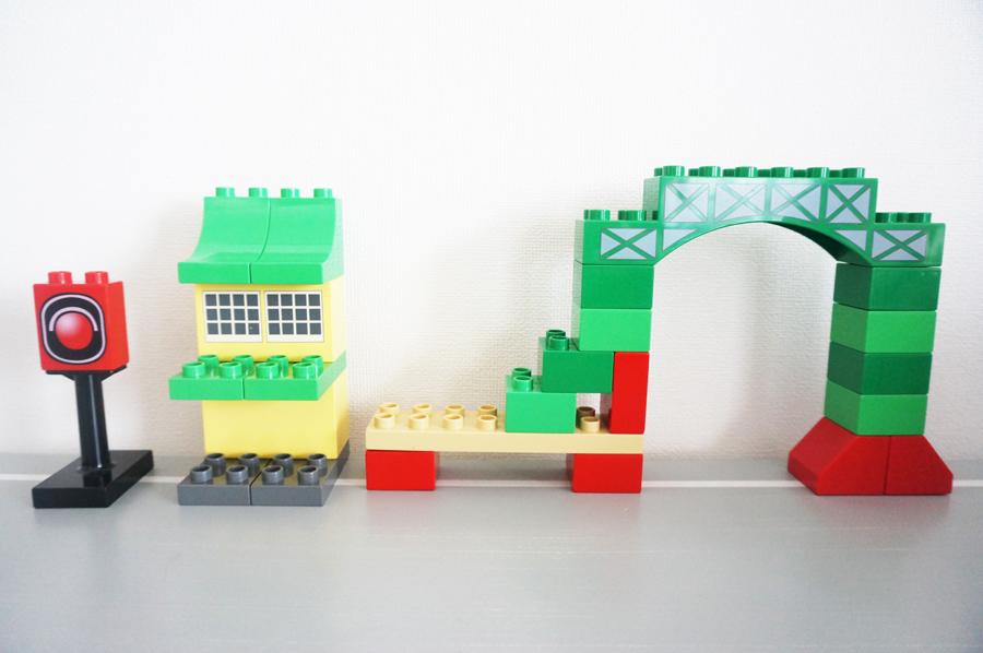 レゴデュプロトーマスのプリントパーツ