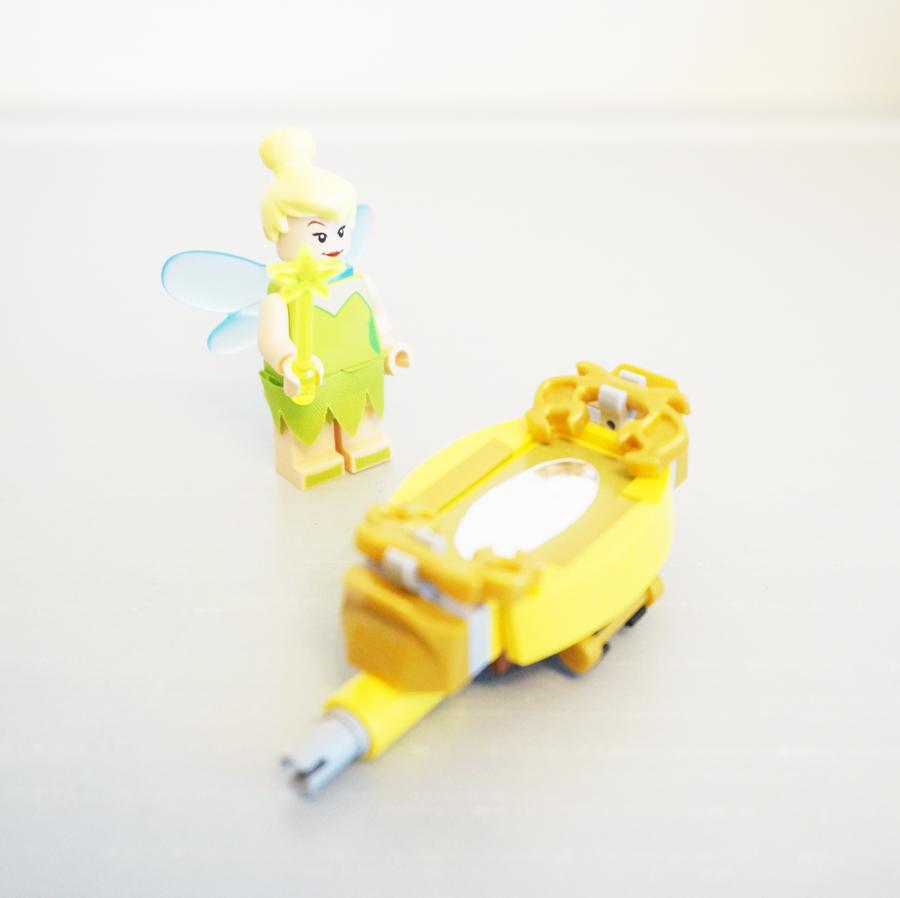 レゴの白雪姫の魔法の鏡