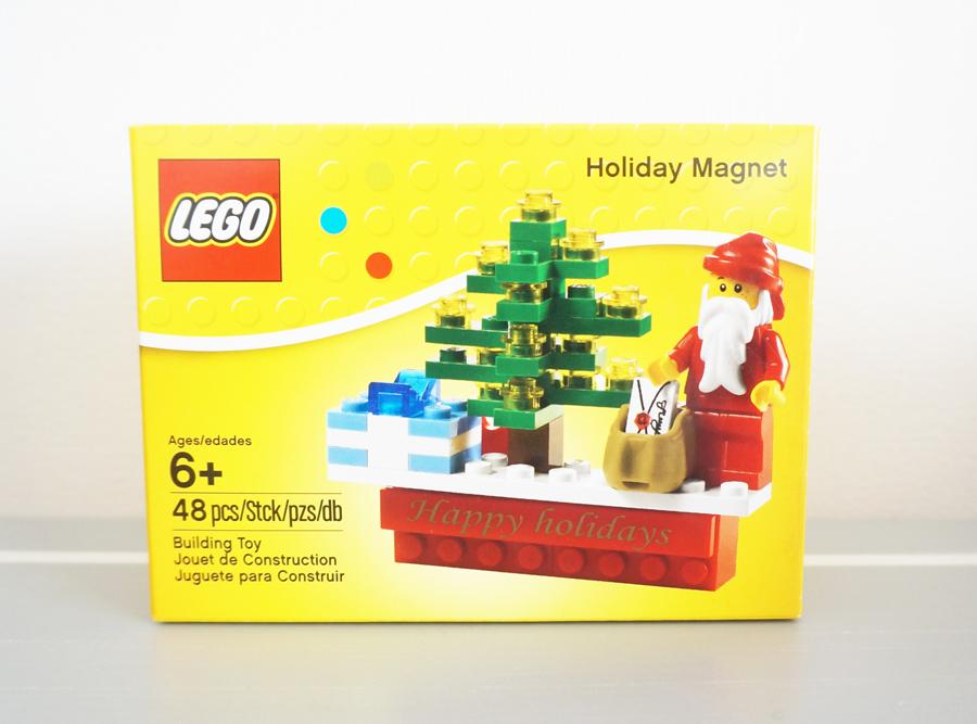 レゴホリディマグネット