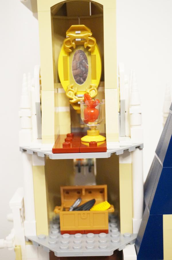 レゴの白雪姫とラプンツェル