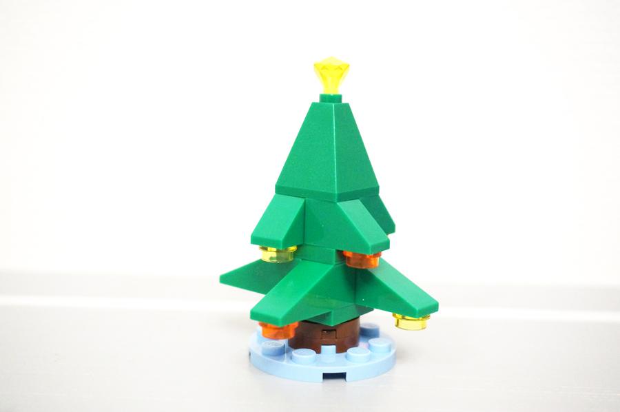 レゴクリスマスツリー