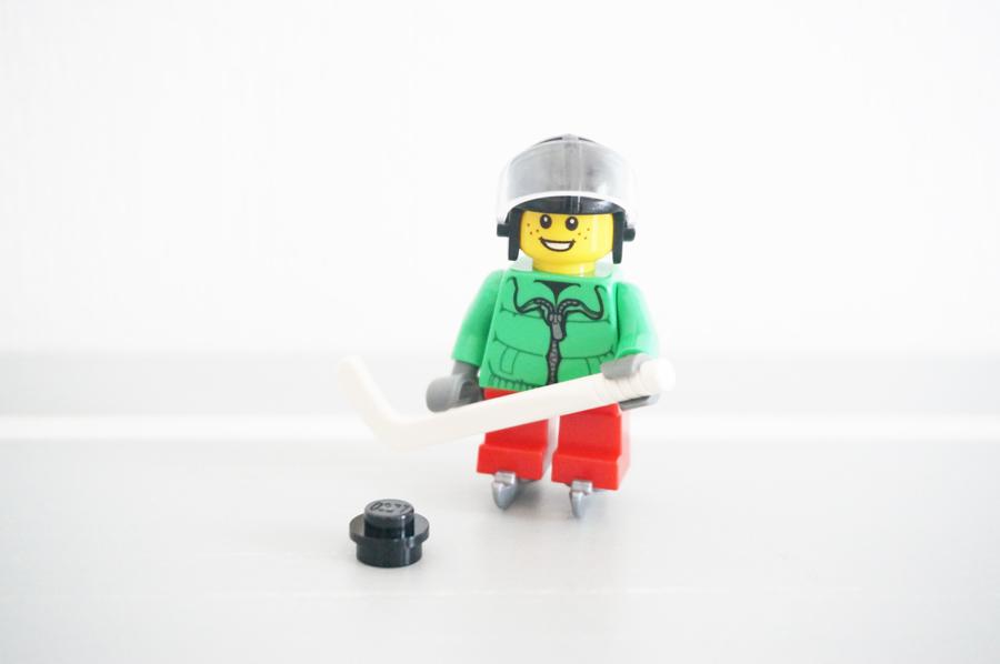 レゴアイスホッケー