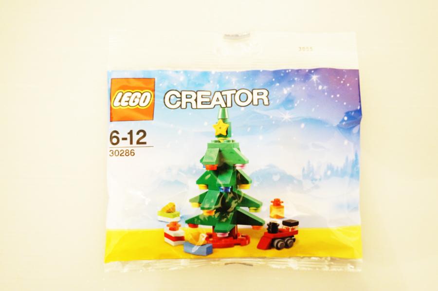 レゴクリスマスツリーのセット