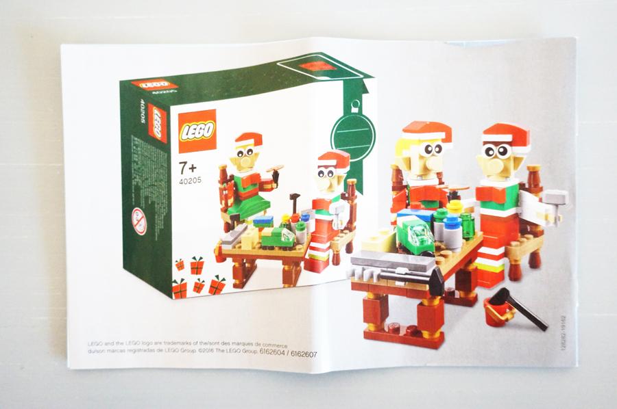 レゴクリスマスセット