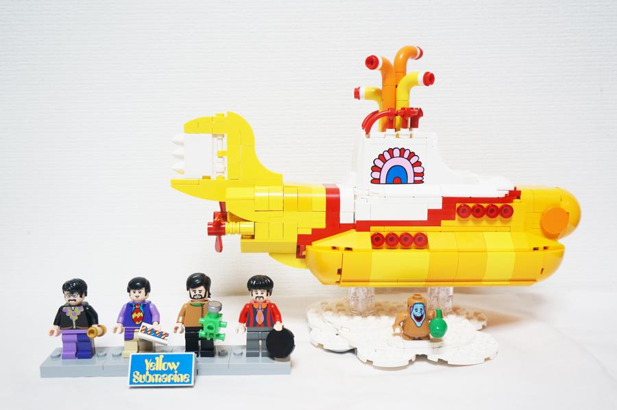 レゴ21306 イエローサブマリン