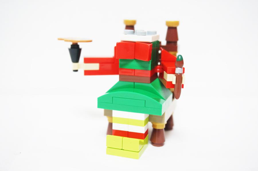 レゴ40205妖精の体